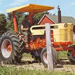 J.I. Case 570 Traktor