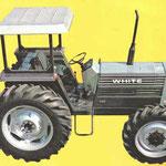 White 700 Traktor Fiat Lizenzbau