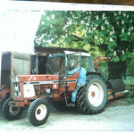 IHC 955 Traktor