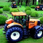 Renault Traktoren-Programm