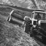 Belarus MTZ Hangausgleich Traktor