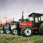 Valmet 705 Traktoren