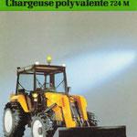 Renault Traktor 720M