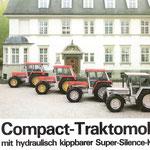 Schlüter Compact Traktoren Freising