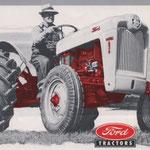 Ford 630 Traktor (Quelle: CNH)