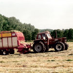 Fiatagri 180-90 DT mit Strautmann Super-Vitesse