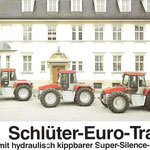 Schlüter EuroTrac Prospekt