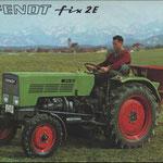 Fendt Fix 2E (Quelle: AGCO Fendt)
