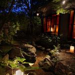 LIGHTING DESIGN  :  御料理 魚安 様        宮崎市.日本料理
