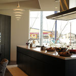 design sinla   show room : confort様 児湯郡高鍋町 リフォームショールーム.キッチンスタジオ・建築デザイン・店舗デザイン