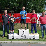 Klasse 2: 1. Tom Beier (MSC Anklam), 2. Sepehr Razzaghi (MSC Berlin), 3. David Anderson (MSC Land Hadeln)