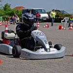 In Klasse 5 fuhr Dominique Kleemann vom MSC Berlin am konstantesten und landete so auf Platz 1.