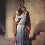 Der Kuß von Francesco Hayez