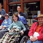 MS kann zum Rollstuhl führen