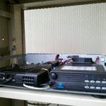 Repetidor UHF de PG