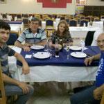 Jantar do CRAPG, LABRE, ARPA, ...