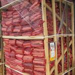 Anfeuerholz in 4 kg Beuteln