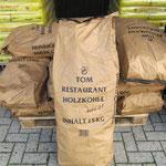 TOM Restaurant-Grillkohle   ...die beste Grillkohle am Markt