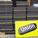 """wir liefern noch original """"Union-Brikett"""""""