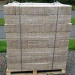 RUF - Holzbrikett, Palette mit 96 Pck. à 10 kg