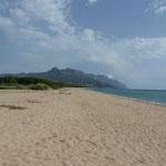 Strand bei Lotzorai