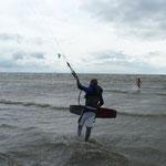 Strand von Pärnu