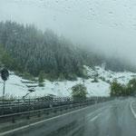 Richtung St. Gotthard