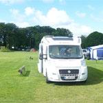 Campingplatz bei Littlehampton