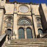 Die Kathedrale von Ourense