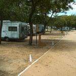 Camping Sevilla
