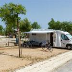 Campingplatz bei Tavira