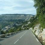 N85 - Route Napoleon