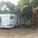 Campingplatz Is Aruttas