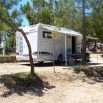 Campingplatz  Capo D'Orso