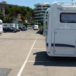 Stellplatz in Cagliari