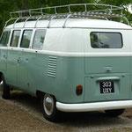 VW  Bus Typ 1 , noch jede Menge hier unterwegs