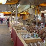 Markt in St. Tropez