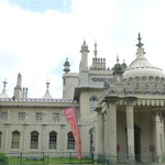 Königlicher Pavillon in Brighton