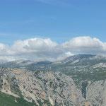 Wieder durch die Bergwelt