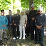 Auprès du groupe Génération Hope de Malaisie Juin 2013