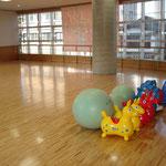 遊戯室(トレーニングルーム)