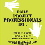 Daily Project Professionals Inc, tee shirt graphics