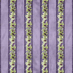Orchid Stripe, Ballerina Wreath coordinate