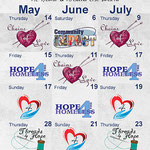 Outreach Calendar Card page 1