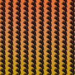 Ukulele Musician: coordinate stripe