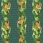 Pineapple Coordinate Stripe