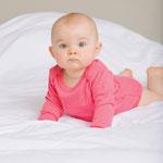 Baby Long Sleeve Bio-Body mit Druckknöpfen