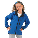 Kinder Softshell Jacke