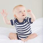 Baby Body mit Druckknöpfen