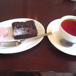 サウザンドリーフ様4月29日スイーツ&紅茶